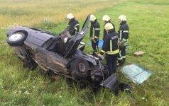 Policija ieško baisios avarijos liudytojų