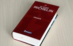 """Michelin"" restoranų gidas"
