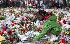 Ispanija areštavo devynis įtariamuosius, siejamus su atakomis Belgijoje ir Prancūzijoje