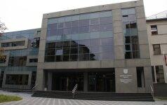 Dėl pranešimo apie galimą sprogmenį evakuojamas Kauno apygardos teismas