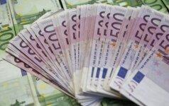 Pričiupta ketveriukė, bandžiusi iš banko pasisavinti beveik 200 tūkst. eurų