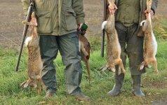 Konstitucijai prieštaraujantis medžioklės įstatymas nekeičiamas jau 8 metus
