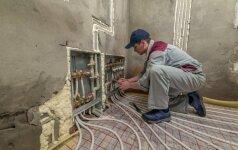 Klausia skaitytojas: ar galėsime gyventi savo name šildymo sistemos renovacijos metu?