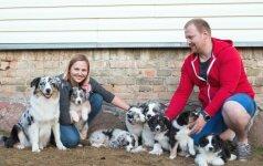 Šunų gerbėjai ruošiasi į svarbią šventę: čia susirinks mieliausi keturkojai