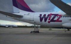 """""""Wizz Air"""" mažina savo plėtros planus D. Britanijoje"""