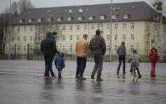 Vyriausybės vicekanclerio abejonės dėl pabėgėlių perkėlimo programos įgyvendinimo