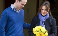 Neramumai karalystėje: naujienos apie braškančią Kates Middleton ir princo Williamo santuoką