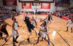 A. Gudaitis vis dar svajoja paverti NBA duris