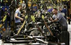 Antrąjį ketvirtį JAV BVP pakilo 1,2 proc.