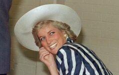 Princesės Dianos archyvai: ir šiandien vilkėdama to meto drabužius ji atrodytų fantastiškai