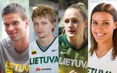 Startuoja geriausių Lietuvos krepšininkų rinkimai 2016
