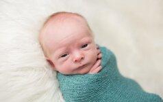 Vaiko vystymas gali prišaukti nelaimę: gydytojos komentaras