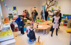Beveik pusšimtyje Kauno vaikų darželių formuojamos per didelės grupės