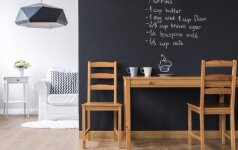 Patarimai, kaip įsirengti stilingą minimalistinį dekorą