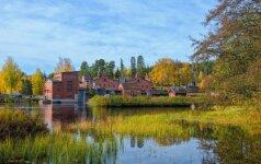 Verla - stebuklinga vieta Suomijoje, kurioje laikas sustojo XIX a.