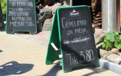 Palanga švenčia: kainos kavinėse įkandamos ne visiems
