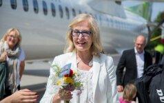Vilniaus oro uostas sutiko trisdešimtmilijonąjį keleivį
