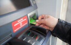 Pasikeitusi situacija vers bankus keisti elgesį