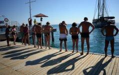 Rusų turistų srautai į užsienį smuko beveik trečdaliu