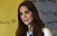 Glostomas K. Middleton pilvukas išdavė: karališkosios šeimos Kalėdos žada būti ypatingos