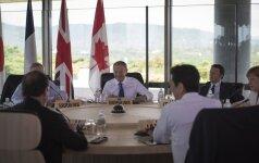 Valonai pyksta ir grasina nutraukti ES ir Kanados derybas