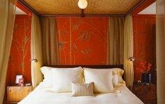 Bambukiniai tapetai – ekologiška švara namuose