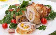 10 mėsos patiekalų LIEKNĖJANTIEMS