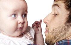 Vyrui dalyvauti gimdyme, ar geriau ne? Psichologai išskiria 3 vyrų tipus