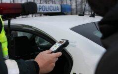 Vilniaus teismas nuteisė dar vieną girtą vairuotoją: ant viaduko lėkė lyg per Dakaro ralį