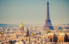 Sunku patikėti: siūlo naktį Eifelio bokšte