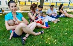 Ar Lietuva yra draugiška žindančioms mamoms?