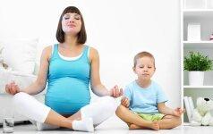 Sklandaus ir natūralaus gimdymo paslaptis skaitytojos istorija