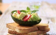 4 sveiki ir maistingi avokadų receptai
