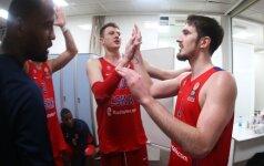 CSKA demonstruoja raumenis – nušlavė dar vieną Kinijos klubą