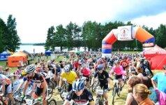 MTB dviračių maratonų taurės varžybose – šeimyniškiausias etapas