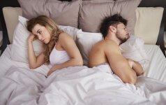 Vyriškos bėdos: seksualiniai sutrikimai kartais slepia rimtas ligas