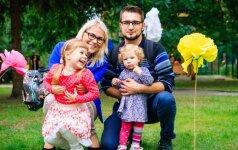Sandros istorija: sunkios nėštumo komplikacijos gydytoja iš pradžių nepastebėjo