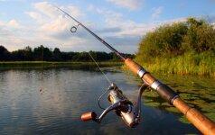 Žvejo pensininko pasiekimų gali pavydėti bet kas