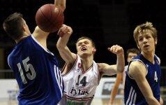 """Eurolygos jaunimo atrankos turnyras – tiesiogiai per """"SportoTV.lt"""""""