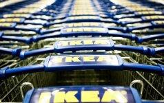 """""""Ikea"""" atšaukia iš prekybos paplūdimio kėdes"""