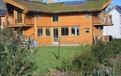Kaip turėtų atrodyti ekologiškas namas?