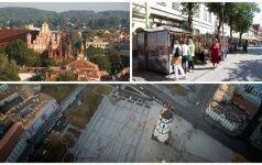 Populiariausios Vilniaus vietos