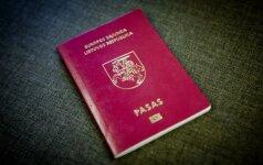 """""""Kitas kampas"""": pasų poskyrio antiprofesionalas"""