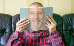 """""""Mokslo sriuba"""": lietuviški veido atpažinimo algoritmai yra vieni geriausių pasaulyje"""