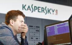 """FTB apklausė šnipinėjimu siejamos """"Kaspersky Lab"""" darbuotojus"""