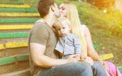 Kaip gimę vaikai pakeičia poros seksualinį gyvenimą interviu su seksologu