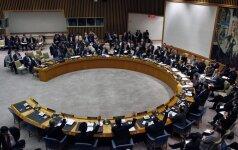 Kinija nežada atsisakyti dialogo su Šiaurės Korėja