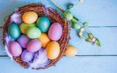 Originalus ir labai paprastas kiaušinių marginimo būdas! VIDEO