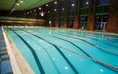 Paskelbtas baseino statybos Vilniuje konkursas