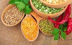 Maisto produktai, kurie labai naudingi moters grožiui ir sveikatai